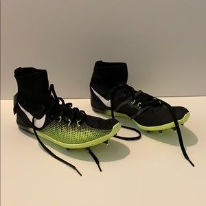 Nike racing cleats